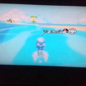 [MKWii] Former 4DR Clan Record - GBA Shy Guy Beach 1:24.698 - [4DR Matt]