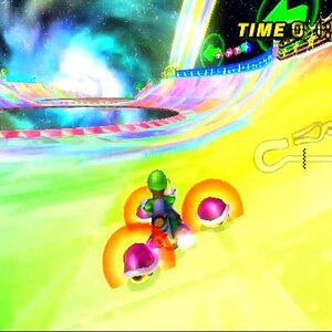 4DR Monthly Funroom: Rainbow Road