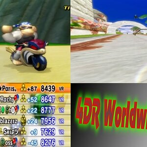 4DR Worldwides Races #5