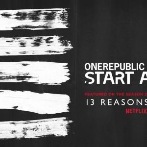 OneRepublic ft. Logic – Start Again (Audio)