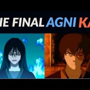 Avatar the Last Airbender: The Tragic Beauty of the Final Agni Kai
