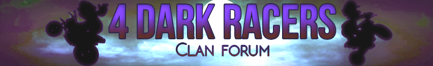 4DR Clan Forum - Mario Kart Wii and Mario Kart 8 Deluxe